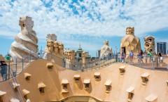 Barcelona Ice-Cream houses