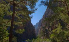 Samaria Gorge, or why Crete Rocks