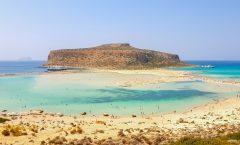 Gramvousa Pirates Castle and Balos lagoon